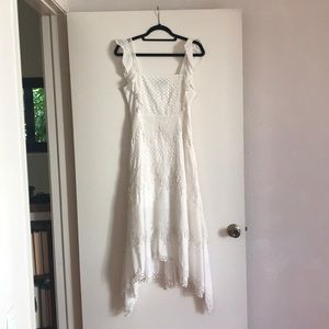 Anthropologie Rina Dhaka Dress Size 2